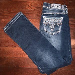 Grace in La size 31 easy fit jeans. NWOT